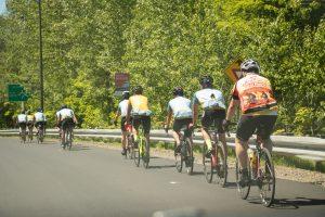 Photo de cyclistes