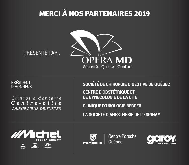 Partenaires 2019