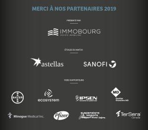 Les partenaires 2019