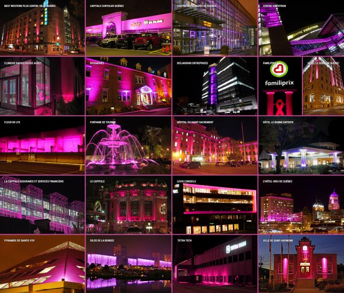 QVR | Sites illuminés 2019