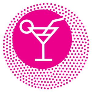 Icône cocktail QVR