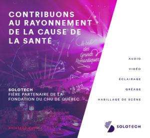 BDGR20 | Solotech partenaire